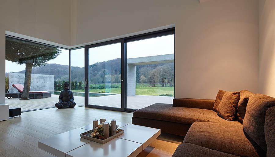 Sichtbeton wohnzimmer elegant chic ideas decke wohnzimmer licht elegant moderne dekoration - Oberlicht innenwand ...