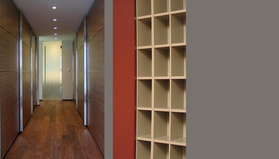 wirges klein projekte privates wohnen villa am rhein. Black Bedroom Furniture Sets. Home Design Ideas